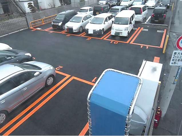 NTTルパルク西東京北原町第1駐車場