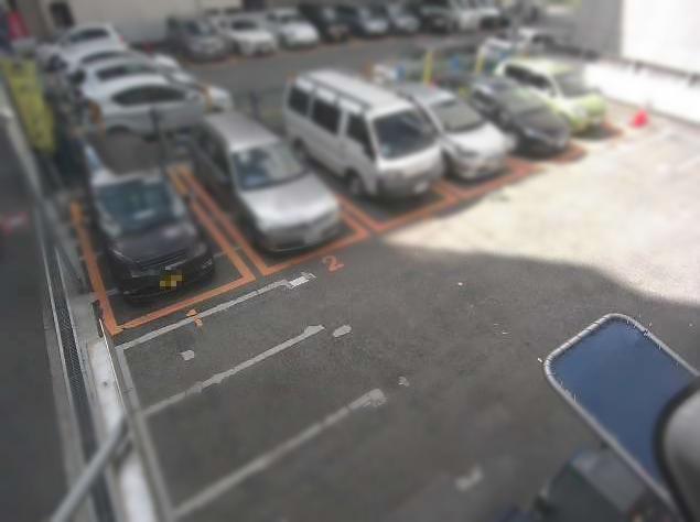 NTTルパルク西中島第1駐車場
