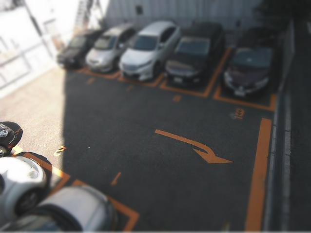 NTTルパルク清和大阪北堀江第1駐車場