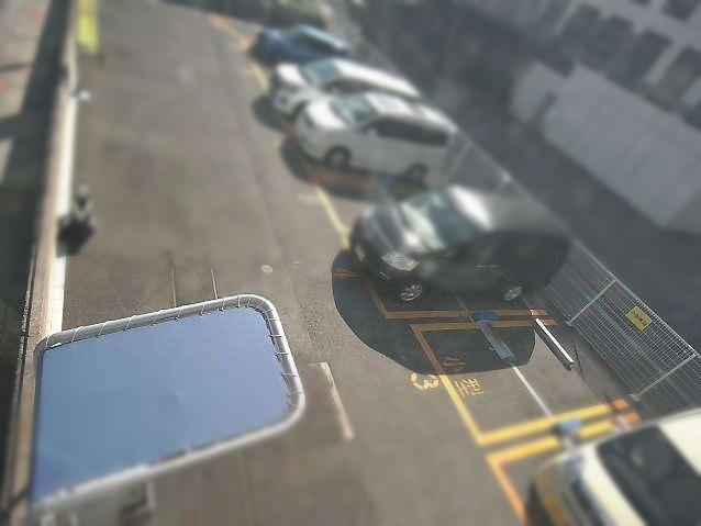 NTTルパルク尼崎金楽寺第1駐車場