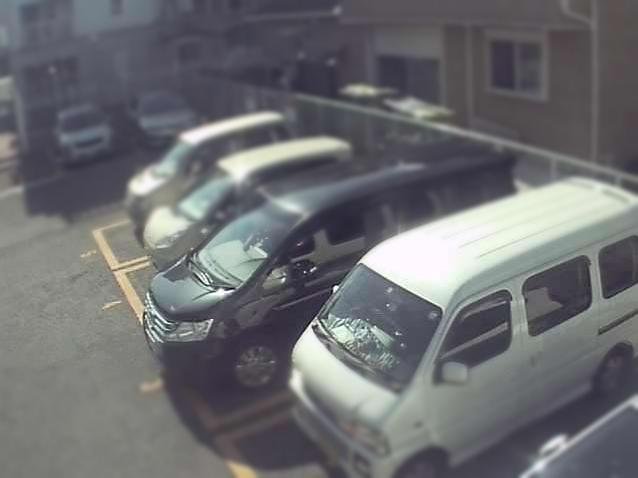 NTTルパルク長田四番町駐車場