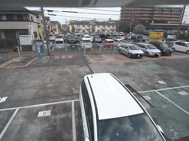 NTTルパルク下鶴間第1駐車場