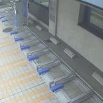 NTTルパルク大宮下町第1バイク駐車場ライブカメラ(埼玉県さいたま市大宮区)