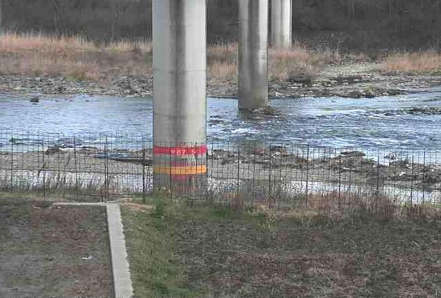 揖保川香山下水道水管橋