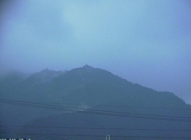 TAKパラグライダースクールから岩屋山