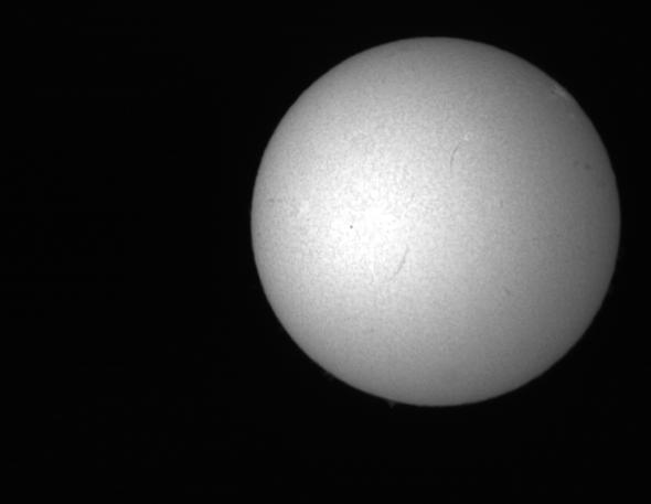 西はりま天文台太陽全面Hα像