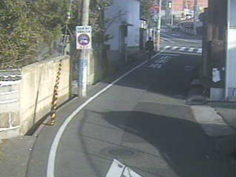 六甲八幡神社 駐車場入口