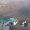 KICT神戸国際コンテナターミナルインアウトゲート前ライブカメラ(兵庫県神戸市中央区)