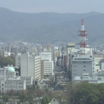 南海放送松山市内ライブカメラ(愛媛県松山市本町)