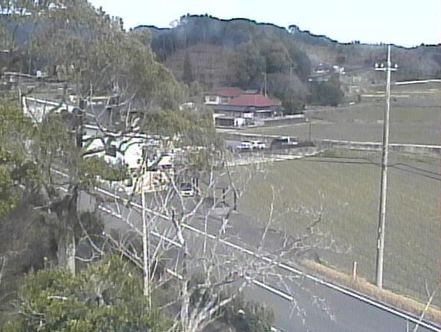 伊藤公記念公園から山口県道159号束荷一ノ瀬線