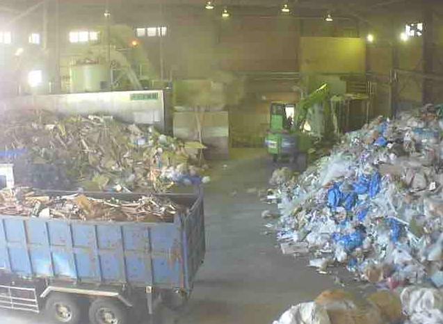 オガワエコノス仙台工場RPF製造施設