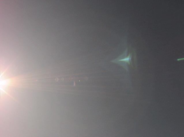 名古屋市科学館南方向上空