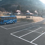 那岐山麓山の駅ライブカメラ(岡山県奈義町高円)