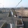 奈義小学校正門前ライブカメラ(岡山県奈義町広岡)