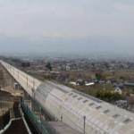 花鳥山一本杉公園第5ライブカメラ(山梨県笛吹市八代町)