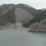 新穂ダムライブカメラ(新潟県佐渡市上新穂)