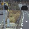 国道1号東山トンネル西側坑口ライブカメラ(京都府京都市東山区)