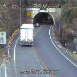国道9号老ノ坂トンネル東側坑口ライブカメラ(京都府亀岡市篠町)