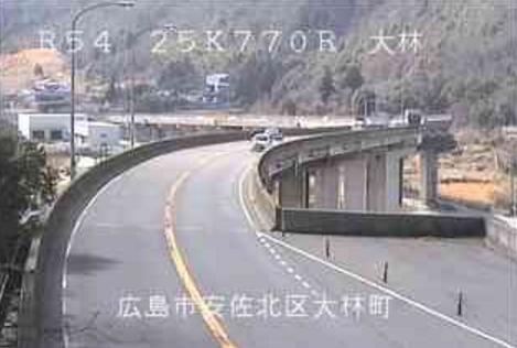 国道54号大林