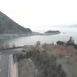 上関城山歴史公園ライブカメラ(山口県上関町長島)
