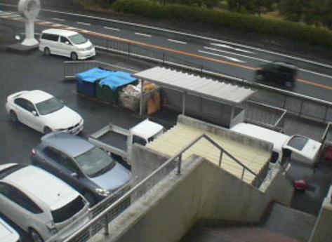 宮津与謝消防署本署から国道176号