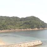 中の浦観光施設ライブカメラ(山口県上関町長島)