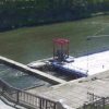 千歳水族館千歳川インディアン水車ライブカメラ(北海道千歳市花園)