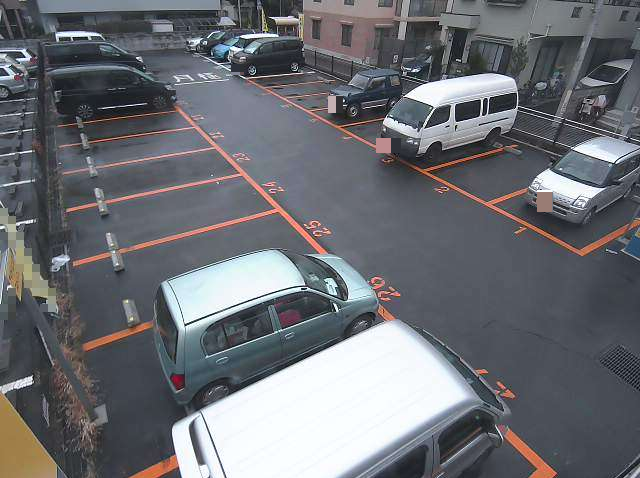 NTTルパルク西東京西原町第1駐車場