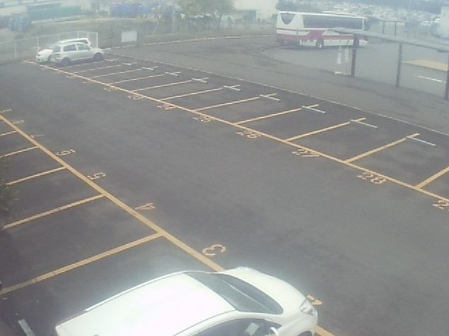 NTTルパルク木更津駐車場