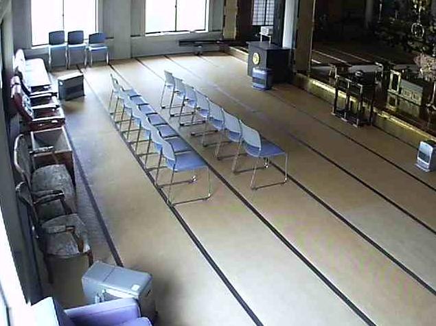 西敬寺本堂