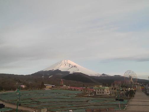 ぐりんぱから富士山