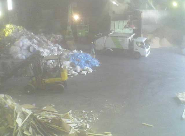 オガワエコノス鵜飼工場RPF製造施設