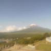 ホテルマウント富士富士山ライブカメラ(山梨県山中湖村山中)