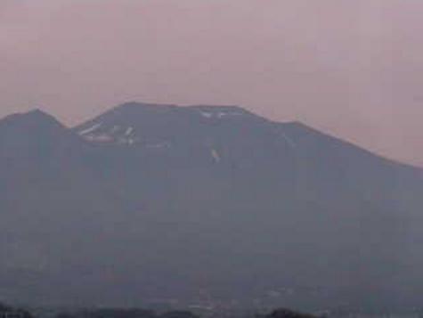JA佐久浅間から浅間山