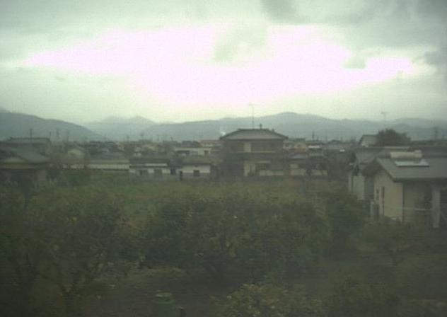 吉野川市上空
