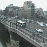 模型センター日教社大甲橋ライブカメラ(熊本県熊本市中央区)