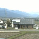 サーキットデザイン爺ケ岳ライブカメラ(長野県安曇野市穂高)