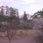 アルプスあづみの公園水辺の休憩所ライブカメラ(長野県安曇野市堀金烏川)