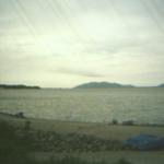 日本シジミ研究所宍道湖ライブカメラ(島根県松江市玉湯町)