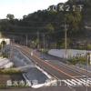 国道220号海潟隧道起点ライブカメラ(鹿児島県垂水市海潟)