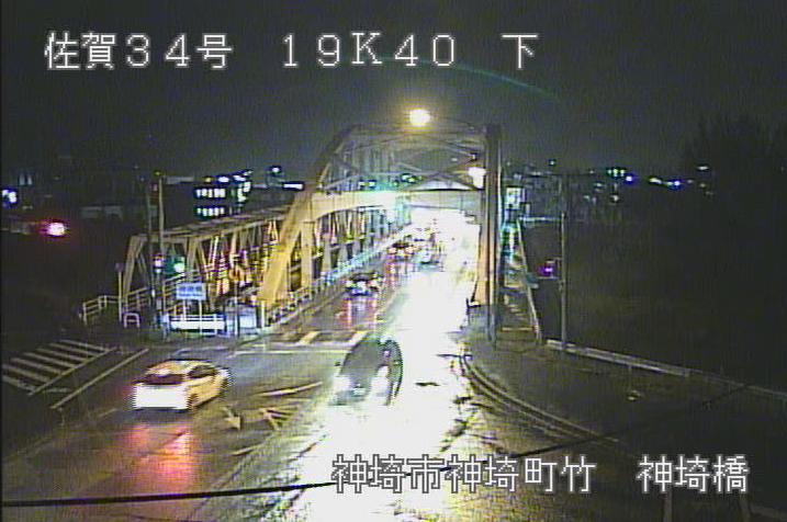 国道34号神埼橋