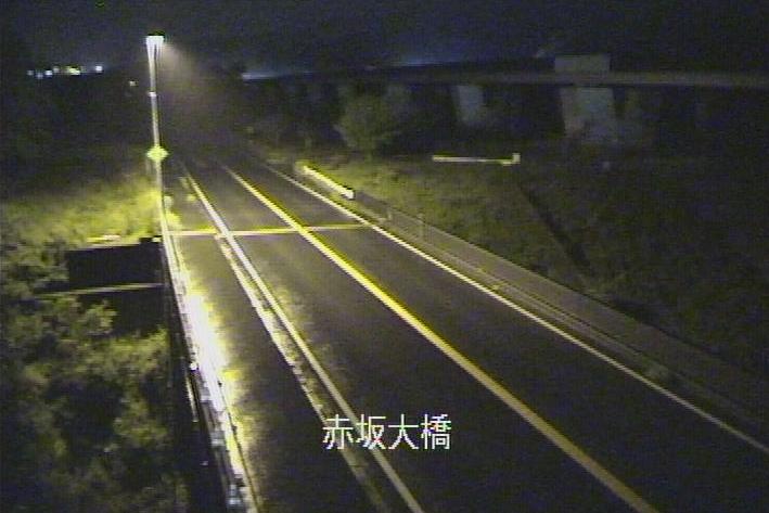 国道203号赤坂大橋