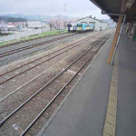由利高原鉄道矢島駅ライブカメラ(秋田県由利本荘市矢島町)