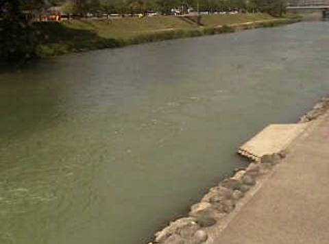亀山公園から三隈川