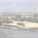 加勢川六間堰ライブカメラ(熊本県熊本市南区)