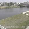 白川世安橋ライブカメラ(熊本県熊本市西区)