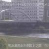 白川白川橋ライブカメラ(熊本県熊本市南区)