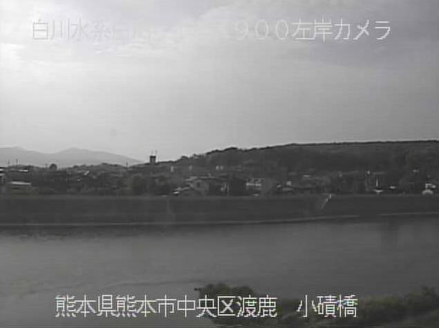 白川小磧橋