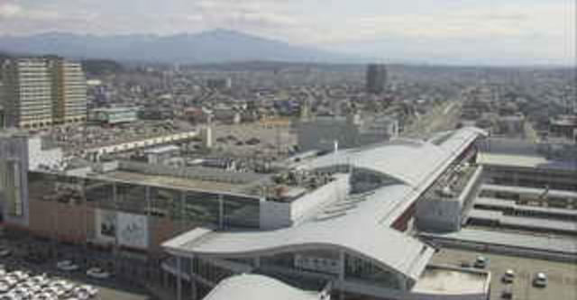 フォンテAKITA(フォンテ秋田)から秋田駅
