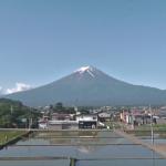 ウルルン河口湖富士山ライブカメラ(山梨県富士河口湖町河口)